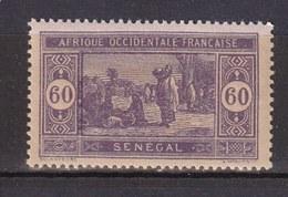 104 - Sénégal - Timbre Neuf ** N° YT 83 - Prix Fixe à 15% Cote YT 2017 - Senegal (1887-1944)