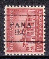 USA Precancel Vorausentwertung Preo, Locals Illinois, Pana 701 - Vereinigte Staaten