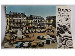 CPSM - TARBES - Place De Verdun - Tarbes