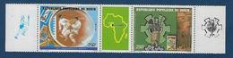 "Benin YT 625A Tryptique "" Philexafrique III ""  1985 Neuf** - Bénin – Dahomey (1960-...)"