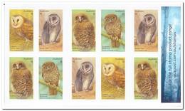 Australië 2016, Postfris MNH, Owls ( Booklet ) - Boekjes