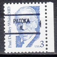USA Precancel Vorausentwertung Preo, Locals Illinois, Patoka 901 - Vereinigte Staaten