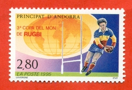 Andorra 1995. Unused Stamp. - French Andorra