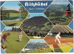 Kitzbühel - Sport + Erholung - GOLF, TENNIS - (Tirol) - Tennis
