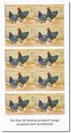 Australië 2013, Postfris MNH, Birds, Poultry Breeds ( Booklet ) - Boekjes