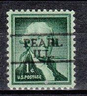 USA Precancel Vorausentwertung Preo, Locals Illinois, Pearl 728 - Vereinigte Staaten