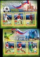 BURKINA FASO 2018 WORLD CUP RUSSIA COUPE DU MONDE SOCCER FOOTBALL [#14] - 2018 – Russland