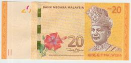 Malaysia 20 Ringgit 2012 Pick 54 UNC - Malaysia