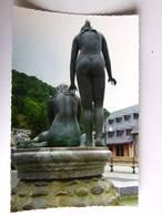 CPSM - ARREAU - Fontaine Monument De La Place - France