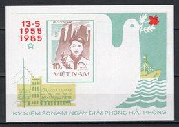 VIETNAM - 1985 TSUKUBA WORLD'S FAIR  M1063 - Non Classificati