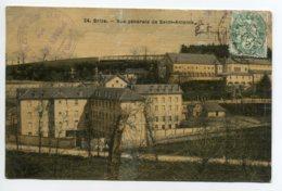 19 BRIVE La GAILLARDE  El Aspect Toilé Couleur 1907 Quartier Saint Antoine    D07 2019 - Brive La Gaillarde