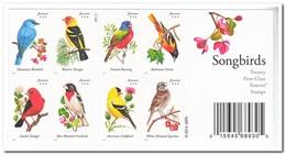 Amerika 2014, Postfris MNH, Birds ( Booklet ) - Servië
