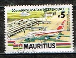 ILE MAURICE/MAURITIUS /Oblitérés/Used / 1988 - 20 éme Anniversaire De L'Independance - Maurice (1968-...)