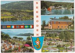 MINI GOLF / MIDGET GOLF - Seeboden , Millstättersee - (Kärnten, Austria) - Postkaarten