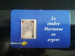 Timbre Nmr 3925 YT Sous Blister En Argent Année 2006 - Stamps