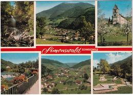 MINI GOLF / MIDGET GOLF - Simonswald - (Schwarzwald, Deutschland) - Postkaarten