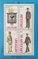 Uruguay  1980 Police Force Sesquicentennial  S/S - Uruguay