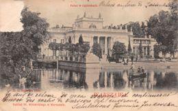 Warszawa (Pologne) - Palac W Lazienkach - Pologne
