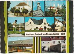 MINI GOLF / MIDGET GOLF - Purbach Am Neusiedlersee - Bgld.  - Camping Usw. - (Austria) - Postkaarten