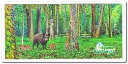Wit Rusland 2014, Postfris MNH, Birds, Butterflies, Animals - Wit-Rusland