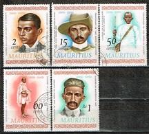 ILE MAURICE/MAURITIUS /Oblitérés/Used /1969 - 100 Ans Naissance Du Mahatma Gandhi - Maurice (1968-...)