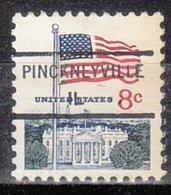 USA Precancel Vorausentwertung Preo, Locals Illinois, Pinckneyville 846 - Vereinigte Staaten