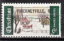 USA Precancel Vorausentwertung Preo, Locals Illinois, Pinckneyville L-3 TS - Vereinigte Staaten
