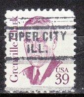 USA Precancel Vorausentwertung Preo, Locals Illinois, Piper City 729 - Vereinigte Staaten