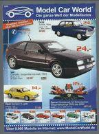 Catalogue Model Car World Die Ganze Welt Der Modellautos - Other