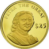 Monnaie, Liberia, 25 Dollars, 2000, American Mint, FDC, Or, KM:629 - Liberia