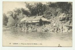 SAIGON - VILLAGE AU BORD DE LA RIVIERE - NV FP - Vietnam