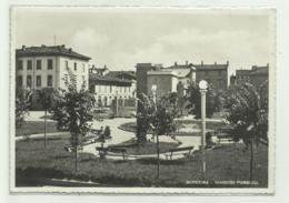 SORESINA - GIARDINI  PUBBLICI   - VIAGGIATA FG - Cremona