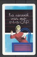 Hungary, OTP Bank Ad, 1971. - Calendars
