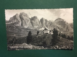 Cartolina Rifugio Firenze In Cisles - Fermede E Mass Rigais - 1946 Ca. - Non Classificati