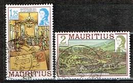 ILE MAURICE/MAURITIUS /Oblitérés/Used /1983 - Histoire De Maurice - Maurice (1968-...)