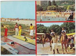 MINI GOLF / MIDGET GOLF - Zlatni Piassatzi - (Bulgaria) - Postkaarten