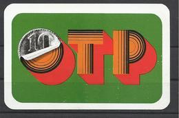 Hungary, OTP Bank Ad, 1973. - Calendars