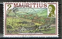 ILE MAURICE/MAURITIUS /Oblitérés/Used /1987 - Histoire De Maurice - Maurice (1968-...)