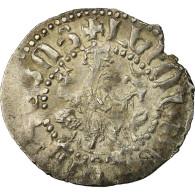 Monnaie, Armenia, Levon I, Tram, 1198-1219 AD, TTB, Argent - Armenia