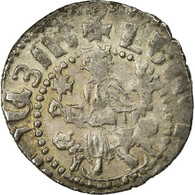 Monnaie, Armenia, Levon I, Tram, 1198-1219 AD, TTB, Argent - Arménie