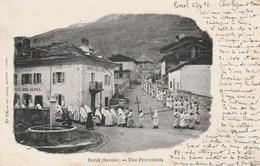 BOZEL Une Procession 168L - Bozel