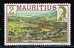ILE MAURICE/MAURITIUS /Oblitérés/Used /1989 - Histoire De Maurice - Maurice (1968-...)
