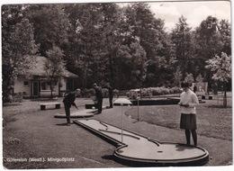 MINI GOLF / MIDGET GOLF - Gütersloh (Westf.) - Minigolfplatz - (Deutschland) - 1971 - Postkaarten