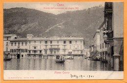Como Italy 1905 Postcard - Como