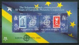 Isole Salomone 2005 SG MS1137f Foglietto 100% ** - Isole Salomone (1978-...)