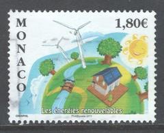 Monaco, Yv  2763 Jaar 2011, Hoge Waarde,  Gestempeld - Monaco