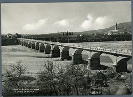 °°° Cartolina N. 4 Ponte Di Vidor Sul Piave E Chiesa Di Covolo Viaggiata °°° - Treviso