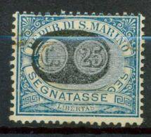 San Marino 1931 Sass. SS40 Usato 80% - Segnatasse