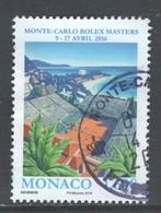 Monaco, Yv  3019 Jaar 2016,  Hoge Waarde,  Gestempeld - Gebruikt