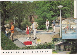 MINI GOLF / MIDGET GOLF - Eerbeek - Landal Greenparks 'Coldenhove' - (Holland) - Postkaarten